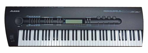 Alesis QuadraSynth Plus Piano