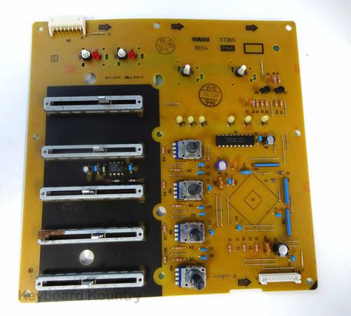 Yamaha Motif XF6/7/8 PNA Panel Board