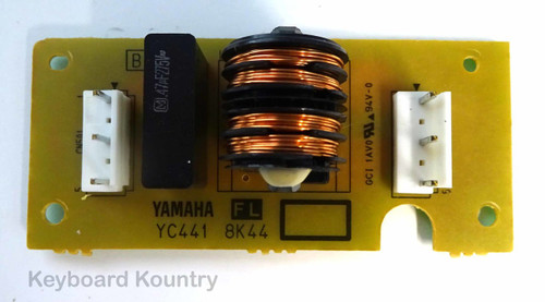 Yamaha Motif XF6/7/8 FL Board