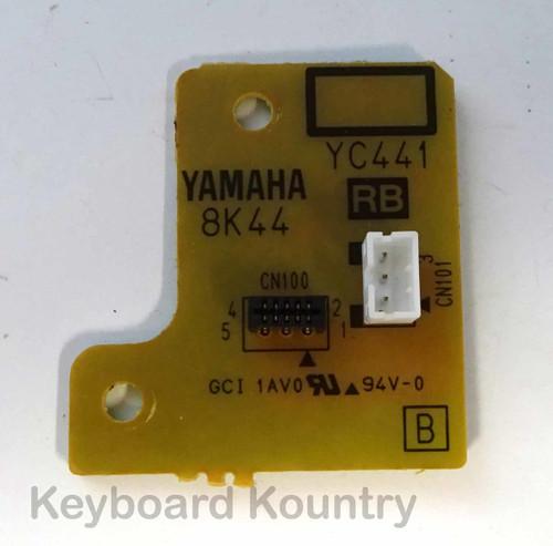 Yamaha Motif XF6/7/8 RB Board