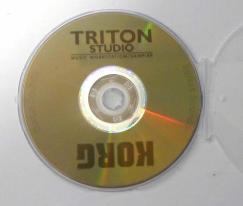 Korg Triton Studio 872 Factory Bonus Sounds