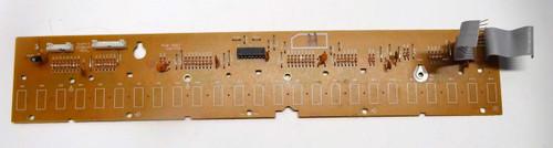 Korg X50 High Note Keyboard Contact Board (KLM-2663)