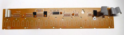 Korg X50 Mid Note Keyboard Contact Board (KLM-2664)