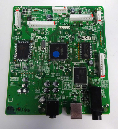 Yamaha PSR E353 Main (DM) Board