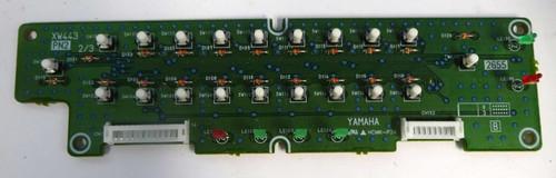 Yamaha PSR-9000 PN2 Center Panel Board