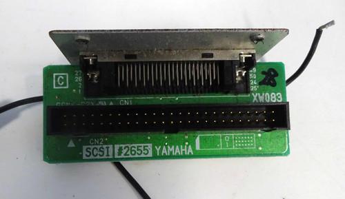 Yamaha PSR-9000 SCSI Board