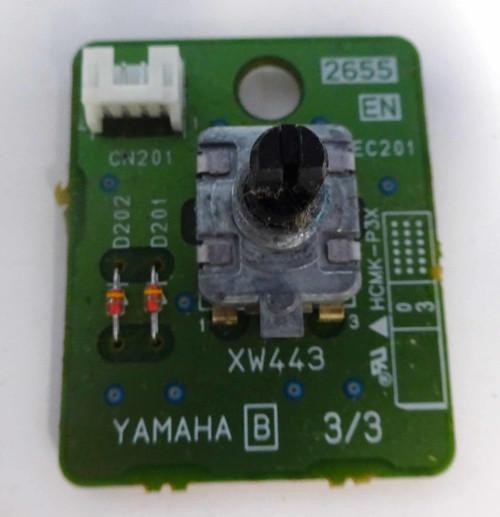 Yamaha PSR-9000 EN Encoder Board