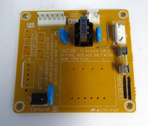 Yamaha PSR-9000 Fuse Board