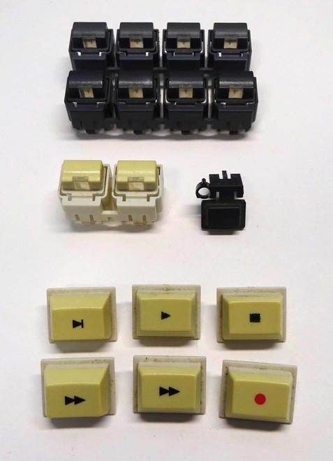 Yamaha Motif ES Series Button Caps