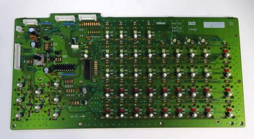 Yamaha Motif ES Series Right Side Panel Board