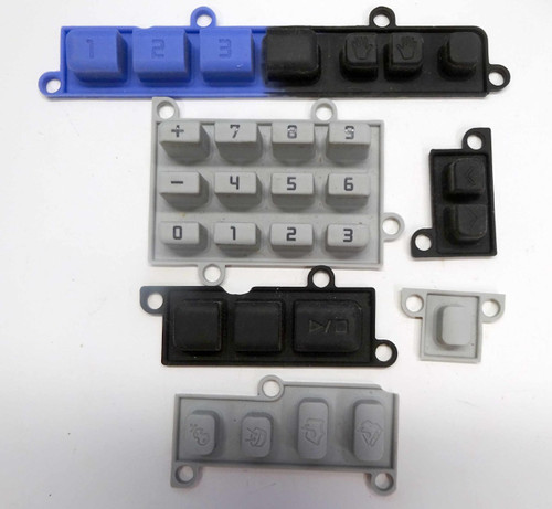 Casio CTK-720 Complete Button Set