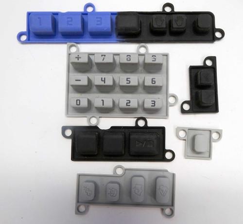Casio CTK-720 Complete Button Set