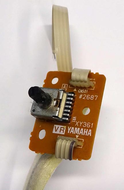Yamaha PSR-280 Volume Control Board (VR Board)