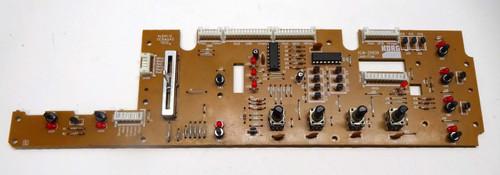 Korg X50 Left panel board (KLM-2680B)