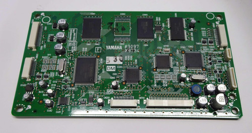 Yamaha YPG-535, DGX 230 Main (DM) Board