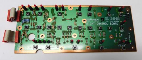 Roland E-38 Right Panel Board