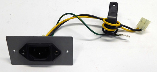 Power Cord Input Connector for Korg i2