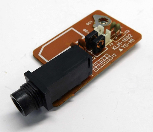 Headphone Jack Board for Korg i2 (KLM-1632)