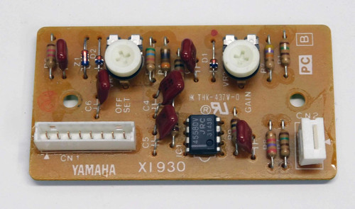 Aftertouch Pressure Board for Korg i2