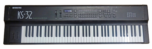 Ensoniq KS-32 Weighted Action Keyboard