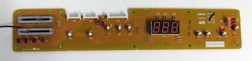 Yamaha Clavinova CLP-130 PNL Left Panel Board