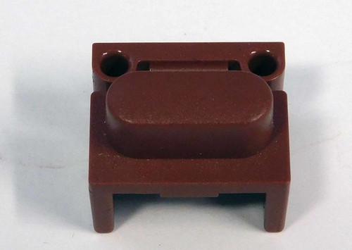 Yamaha Clavinova CLP-130 Button Cap Red