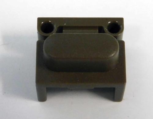 Yamaha Clavinova CLP-130 Button Cap Brown