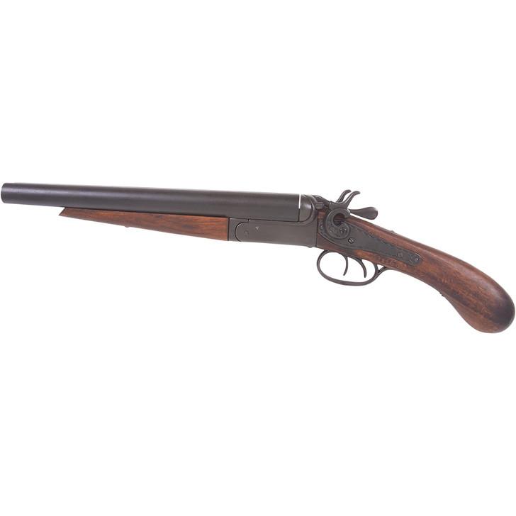 Denix M1881 Pistol Grip Double Barrel Coach Shotgun Cap Gun Main Image
