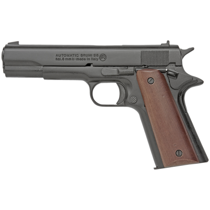Deluxe 8mm Blank Firing Replica .45 Caliber Army Pistol Main Image