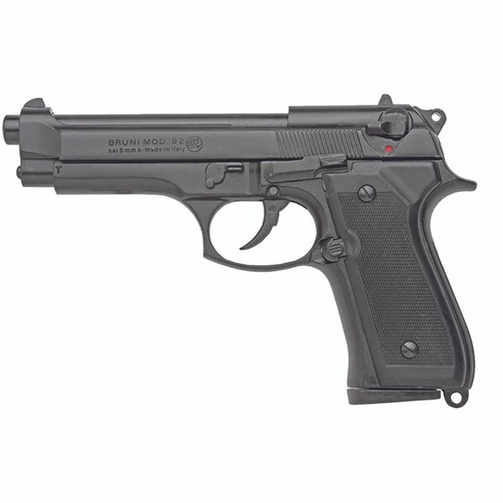 Deluxe 8mm Blank Firing Semi Auto M92 Pistol Main Image