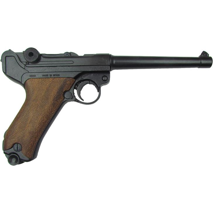 Denix WWII German Naval Luger P-08 Replica Pistol Main Image