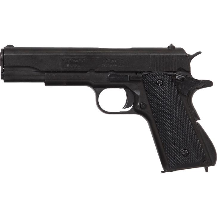 M1911A1 Replica Government 45 Automatic Pistol - Black Grips Main Image