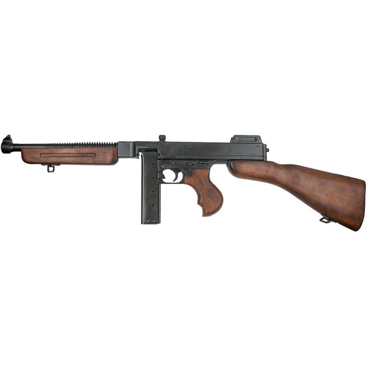 Denix WWII M1928 Thompson Replica Submachine Gun Main Image