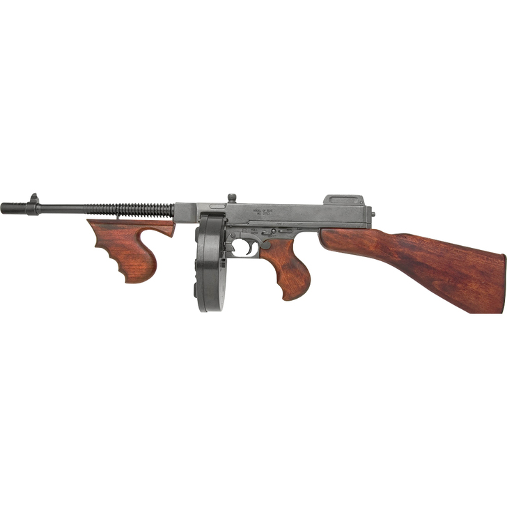 Denix M1928 Thompson Replica Submachine Gun Main Image
