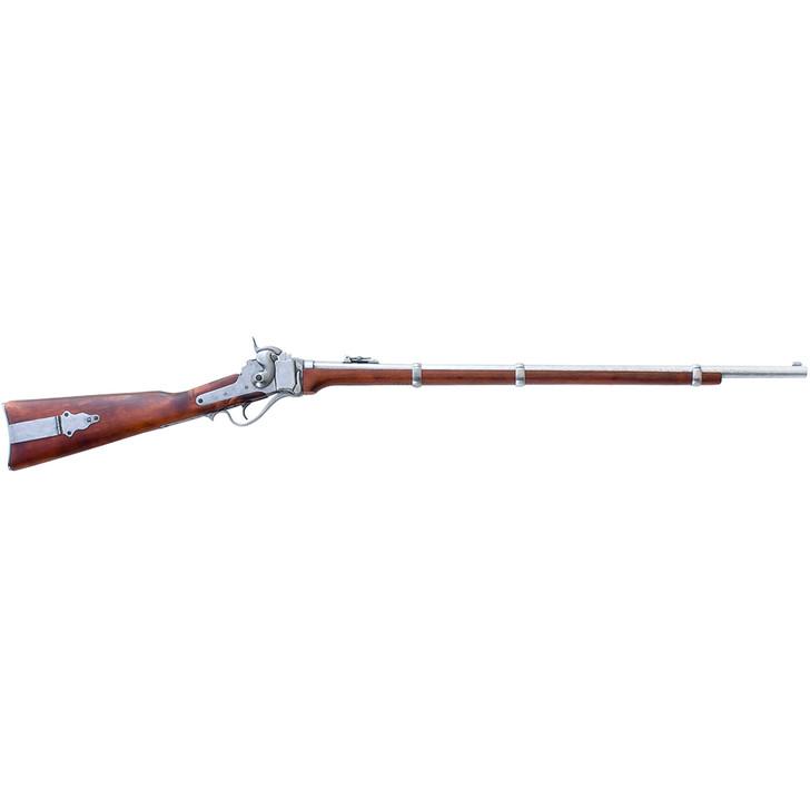 Denix Sharps 1859 Military Replica Rifle Gray Finish Main Image