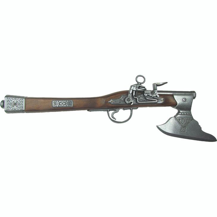 Denix 17th Century German Replica Axe Pistol Main Image