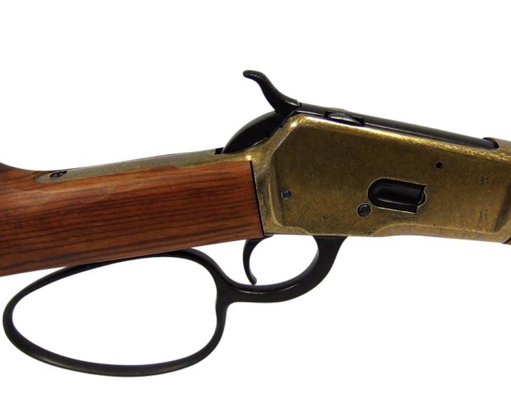 Denix M1892 Loop Lever Action Replica Rifle - JW Alt Image 1