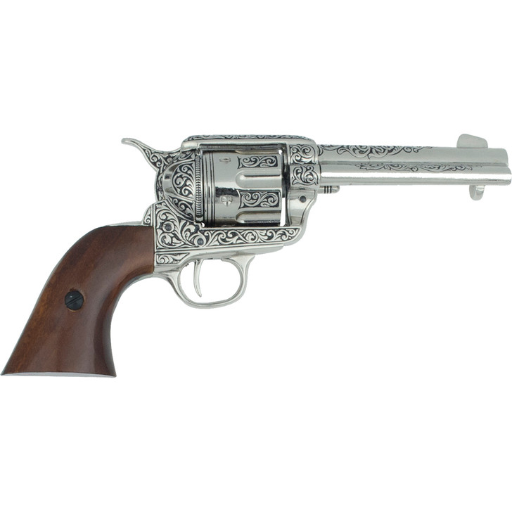 Denix M1873 Engraved Fast Draw Replica Revolver Collector's Armoury Exclusive Main Image