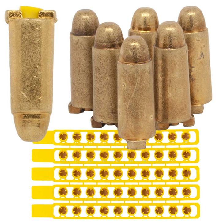 Set of 6 Denix Cap Shells Main Image