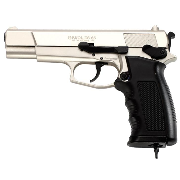 Ekol ES 66 CO2 BB Pistol - Satin Finish Main Image