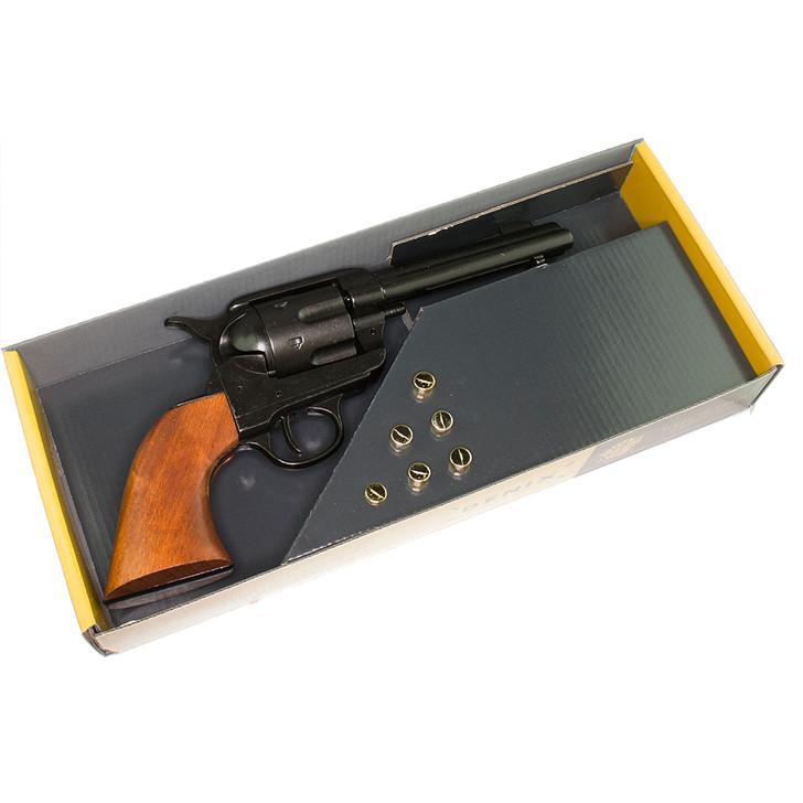 Denix M1873 Colt 45 Peacemaker Fast Draw Replica Cap Gun Set Main Image