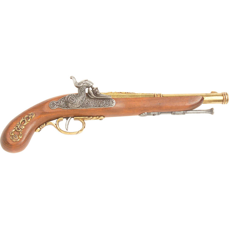 19th Century French Percussion Dueling Pistol Main Image