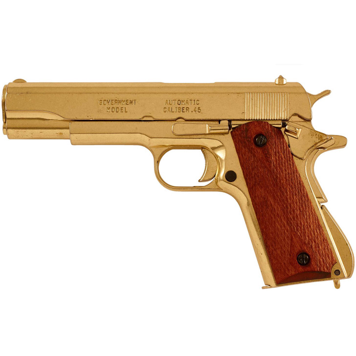 1911 Gold Automatic M1911A1 Main Image