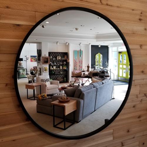 Hub Mirror