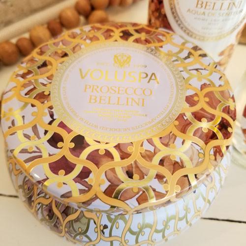 Prosecco Bellini Voluspa Candle