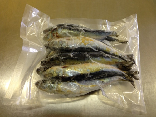 Whole Sardines 1lb. Packages