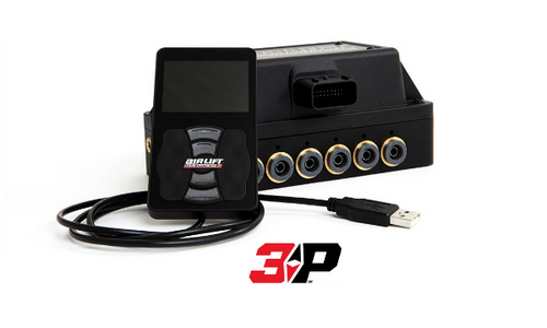Air Lift Performance 3P Air Management Package