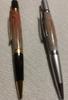 Hobby-Cast RED & GRAY Acrylic Pen Blank
