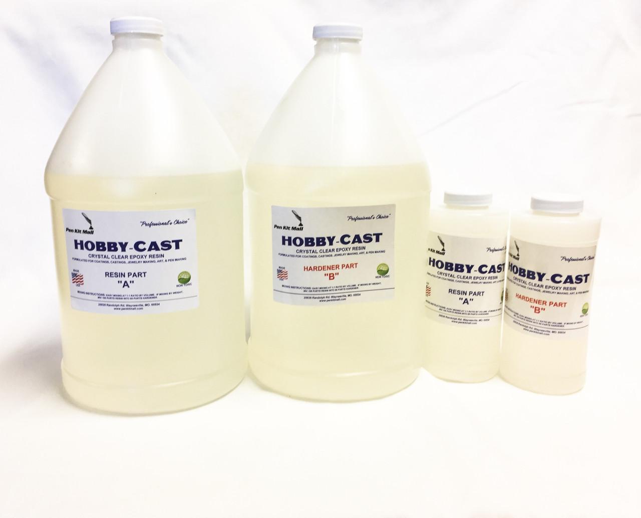 HOBBY - CAST EPOXY RESIN