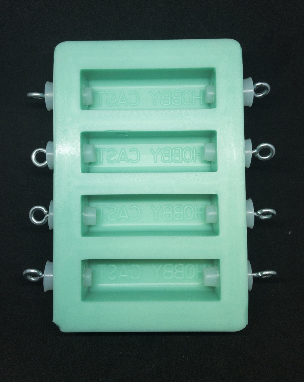 HOBBY-CAST SIERRA / BOLT ACTION Silicone Mold 4 Cavity TUBE IN MOLD
